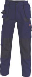 3337 - 285gsm Duratex Duck Weave Pants w/Tool Pkt