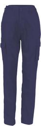 3322 - Ladies Cotton Drill Cargo Pants