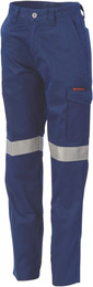 3357 - 265gsm Ladies Digga Cargo Taped  Pants