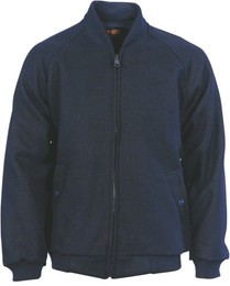 3602 - 21OZ 90% Wool Blend Bluey Jacket