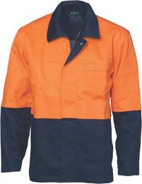 3431 - 311gsm Flame Retardant Drill Welder's Jacket