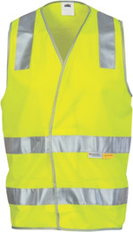 3803 - Day/Night Safety Vest, 3M8906 R/Tape