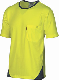 3711 - 175gsm HiVis Cool-Breathe Tee