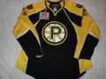 Providence Bruins 2007-08 Black Matt Hunwick Nice Wear!!