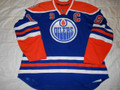 "Edmonton Oilers 2008-09 Blue Ethan Moreau ""Glenn Anderson Night"" 30th Patch"" ""C""!!"