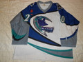 Corpus Cristi Icerays 1998-99 White Regan Harper Great Wear!!