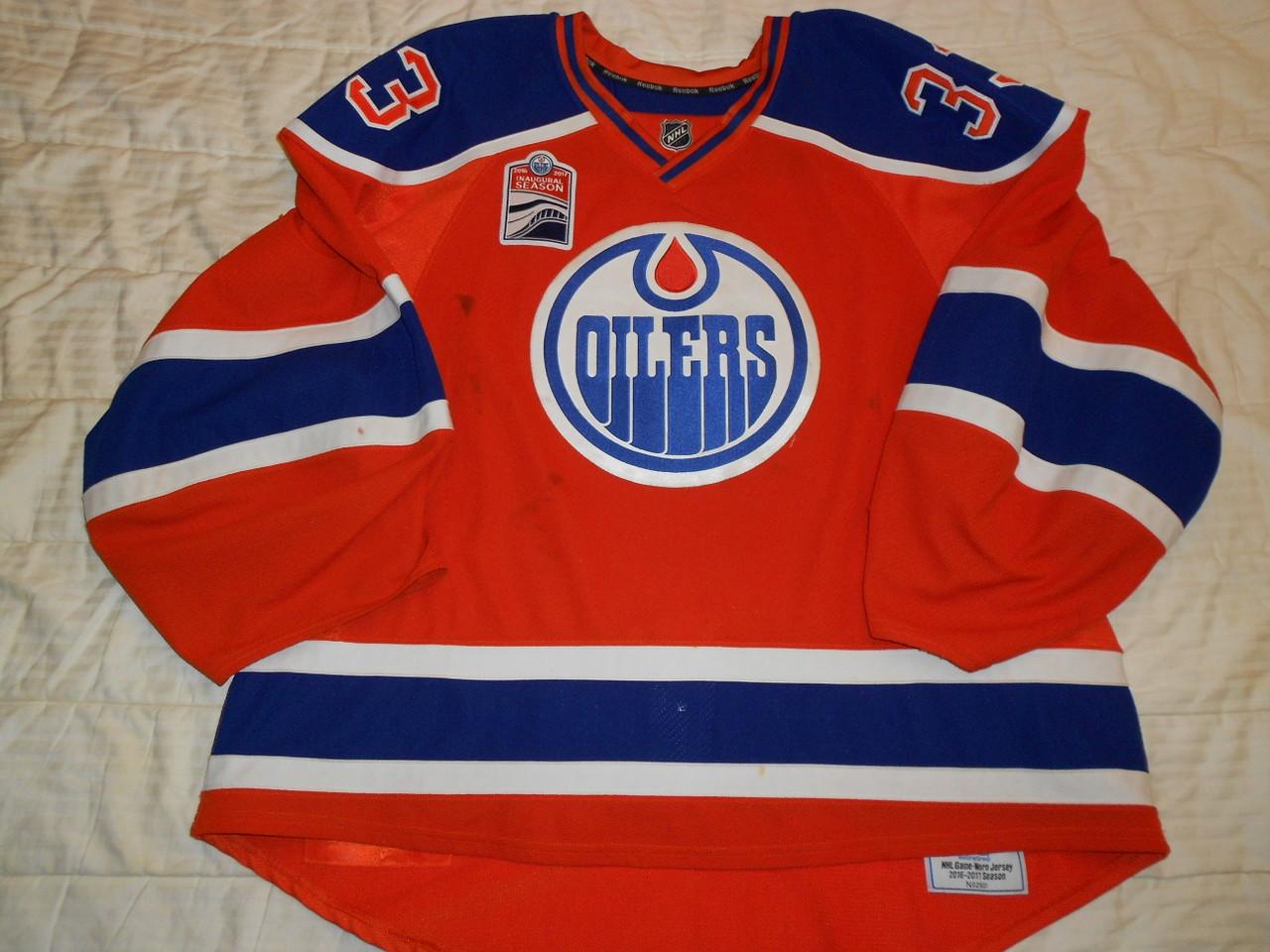 edmonton oilers jersey 2016