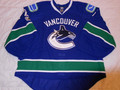 *Vancouver Canucks 2016-17 Blue Jacob Markstrom 100 Year Patch Photomatched!!