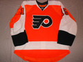 Philadelphia Flyers 2011-12 Orange Andreas Nodl Last Flyers Jersey Photomatched!!