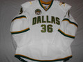 Dallas Stars 2012-13 White Philip Larsen w/ 20th Patch Photomatched!!