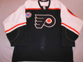 Philadelphia Flyers 2003-04 Black Kim Johnsson HOF Game w/ Patch!!