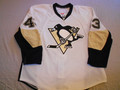 Pittsburgh Penguins 2008-09 White Philippe Boucher Stanley Cup Year Photomatched!!