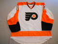 Philadelphia Flyers 2011-12 White Pavel Kubina Nice Wear Playoffs!!