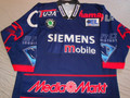 Ingolstadt ERC 2004-05 Blue Steffen Karg Nice Goalie Style!!