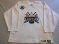 Washington Capitals Late 90's White Practice Jersey Great Wear!!