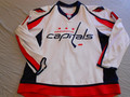 Washington Capitals 2007-08 White Josh Godfrey Preseason!!