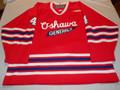 Oshawa Generals 2001-02 Red Chris Petrow Knit Good Wear!!