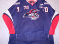 Elmira Jackals 2007-08 Blue Elgin Reid Great Style!!