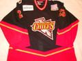 Johnstown Chiefs 2001-02 black Ryan Townsend Nice Wear!