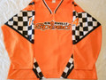 Knoxville Speed 2000-01 Orange John Kachur Halloween Great Style!!