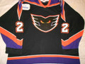 Philadelphia Phantoms 2002-03 Black Chris Bogas Nice Style!!