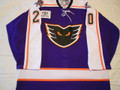 Philadelphia Phantoms 2006-07 Purple Matt Davis Photomatched!!