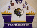Manchester Monarchs 2004-05 White Dan Welch All-Star Patch!!