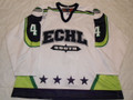 2003 ECHL All-Star Whte Kent Davyduke Nice Style 15 Year Patch!!