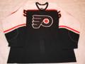 Philadelphia Flyers 2003-04 Black Kim Johnsson Nice Wear!!