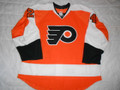 Philadelphia Flyers 2014-15 Orange Matt Read Nice Wear Photomatched!!