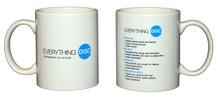 Everything DiSC coffee mugs