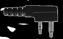 ICOM I2 connector