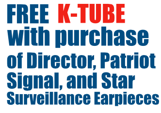 free k-tube with purchase offer