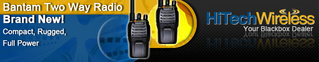 Bantam two way radio