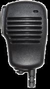 Silhouette speaker mic