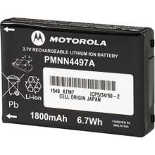 Motorola PMNN4497AR Li ion Rechargeable Battery