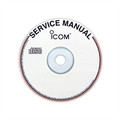ICOM 94415499 F5021 CD Service Manual