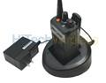 Vertex EVX-534-G7UN UHF eVerge Digital Analog Radio on charger