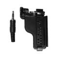 PRYME PA-BDN6676 Motorola Multipin to Single Pin Adapter