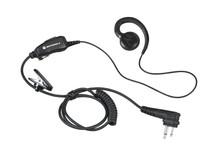 Motorola HKLN4604 Swivel Earpiece w/ In-Line Mic and PTT