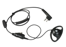 Motorola HKLN4599 D Ring Earpiece Microphone