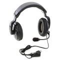 Ritron RHD-4X Over the Head Dual Ear Headset with Boom Mic