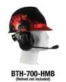Pryme BTH-700 Helmet Mount Kit (does not include helmet).