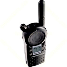 Motorola VL50 Portable UHF Two Way Radio