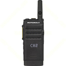 Motorola Digital UHF Radio with Display