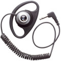 Motorola PMLN4620 D-Shell Earpiece 3.5mm Jack