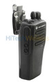 SMMR4002 Swivel Belt Clip for Motorola CP200 attached to CP200d