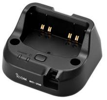 ICOM BC218 Car Charger w/ Bluetooth