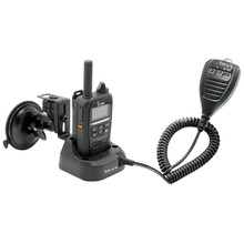 ICOM Bluetooth Charging Kit assembled