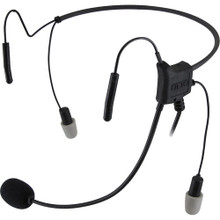 OTTO V4-HN2CM1 Hurricane Lightweight Headset for ICOM
